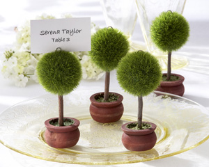 TOPIARY PHOTO HOLDER/PLACE CARD HOLDER