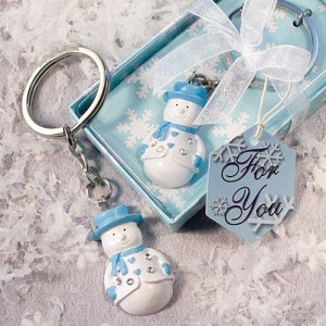 keychain baby favors