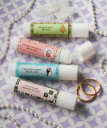 personalized baby favors