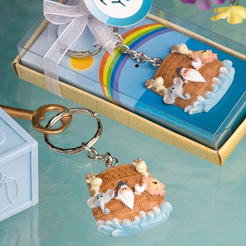 NOAH AND FRIENDS COLLECTION KEYCHAIN FAVORS