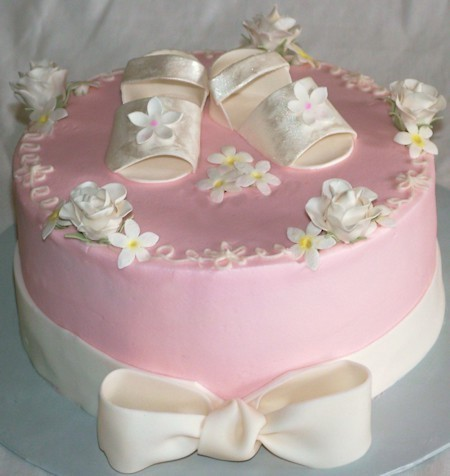adorable baby shower cake ideas