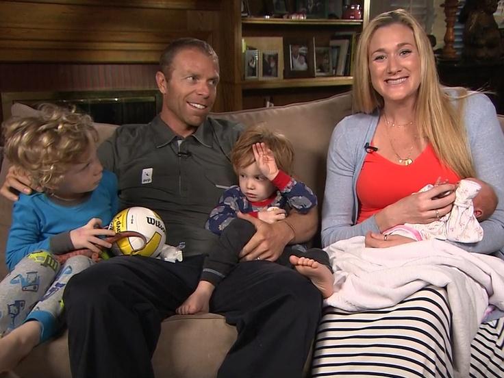 Kerri Walsh Jennings' Family