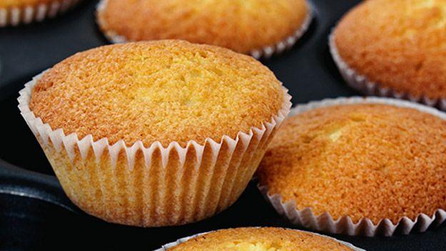 Plain Cupcakes