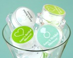 Theme Lip Balm baby favors