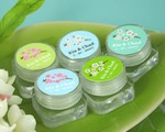 Cherry Blossom Lip Balm baby favors