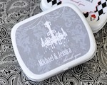 Elite Design Mint Tins baby favors