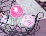 Baby Shower Lip Balm baby favors