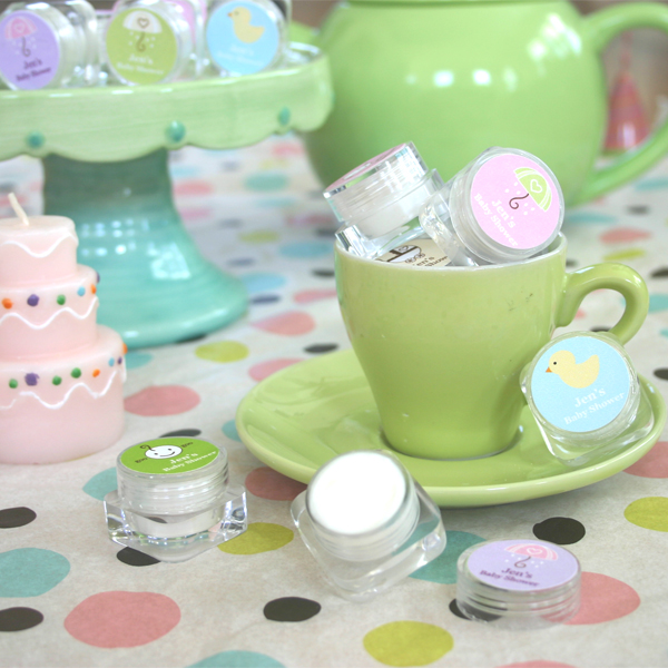 Baby Shower Hand Cream wedding favors