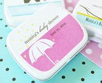 Elite Design Baby Shower Mint Tins baby favors