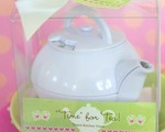 """Time for Tea"" Teapot Timer baby favors"