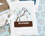 Elite Design Personalized Hot Cocoa with optional whisk baby favors