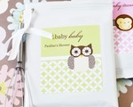 Baby Animals Personalized Hot Cocoa + Optional Heart Whisk  baby favors