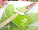 Cherry Blossom Chopsticks baby favors