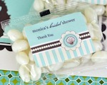 Personalized Jelly Bean Packs - Beach Party baby favors