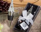 From Paris With Love Collection Eiffel Tower Wine Bottle Stopper Favors baby favors