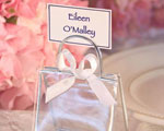 Handbag Place Card Holders baby favors