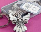 Angel Design Keychain Favors baby favors
