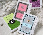 Personalized NoteBook Favors baby favors