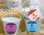 Personalized Expressions Collection Pail Favors baby favors