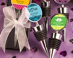 Personalized Expressions Collection Wine Bottle Stopper Favors baby favors