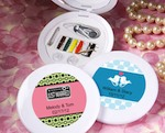 Personalized Expressions Collection Sewing Kit Favors baby favors