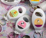 Personalized Expressions Collection Bottle Opener/key Chain Favors baby favors