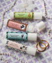 Personalized Expressions Collection Lip Balm Favors baby favors