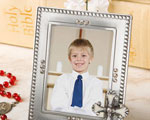 Regal Favor Collection Cross Themed Frames baby favors