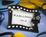Hollywood Movie Themed Place Card/photo Frame baby favors