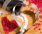Heart Shaped Cookie Cutters From The Favor Saver Collection baby favors
