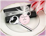 """Key To My Heart"" Victorian Style Bottle Opener baby favors"