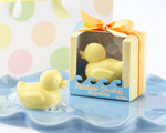 Rubber Ducky Soap baby favors