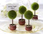 "Topiary Photo Holder/Place Card Holder  ""As Seen in Modern Bride Aug/Sept 2008"" baby favors"